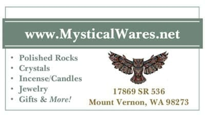 Crow Mystical Wares